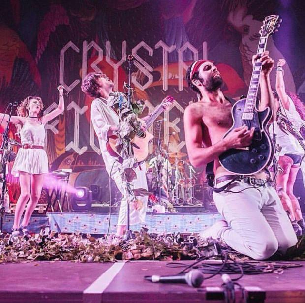 Zespół Crystal Fighters będzie gwiazdą tegorocznych Cudawianków.