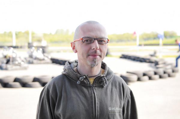 Tomek Staniszewski - być może niebawem to nazwisko trafi do księgi rekordów Guinessa.