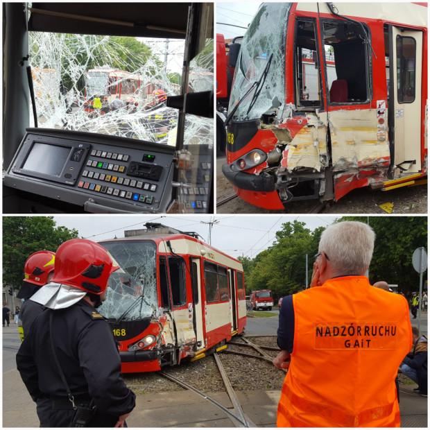Po ostatnich kolizjach i wypadkach, liczba sprawnych tramwajów GAiT znowu się zmniejszyła, więc pracownicy przewoźnika mają powód do zmartwień.