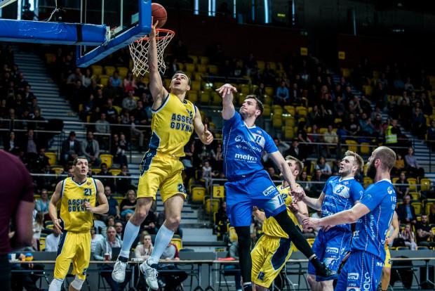 W barwach Asseco Przemysław Żołnierewicz zdobył w PLK 888 punktów. W kolejnych rozgrywkach będzie miał szanse dobicia do 1000.