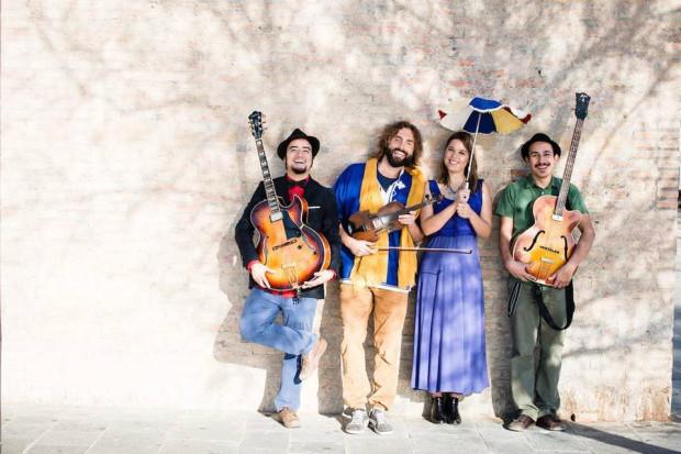 Jednym z nielicznych zagranicznych wykonawców na festiwalu Okno na Świat będzie projekt MiraMundo grający muzykę brazylijską i latynoską.