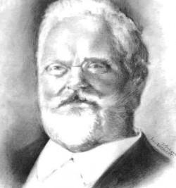 Oscar Kupferschmidt był pionierem gdańskiej komunikacji tramwajowej.