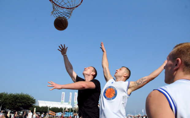 W Sopocie w najbliższy weekend odbędą się aż dwa turnieje koszykówki ulicznej.