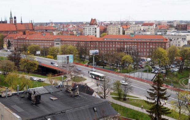 Istniejący wiadukt Biskupia Górka w ciągu dwóch lat ustąpi miejsca nowemu obiektowi.