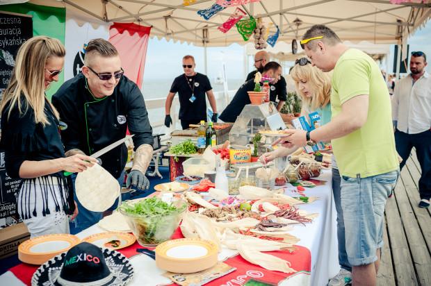 Podczas tegorocznego Slow Fest stoiska z jedzeniem przygotuje ponad 60 restauratorów.