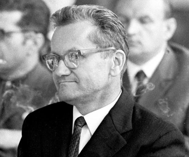 Prof. Jerzy Stankiewicz