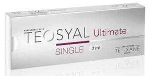 W Derm-Estetyka do uzupełnienia utraty objętości głębokich tkanek podskórnych (np. policzki, owal twarzy) lekarze medycyny estetycznej stosują preparaty firmy Teosyal Ultra Deep oraz Ultimate.