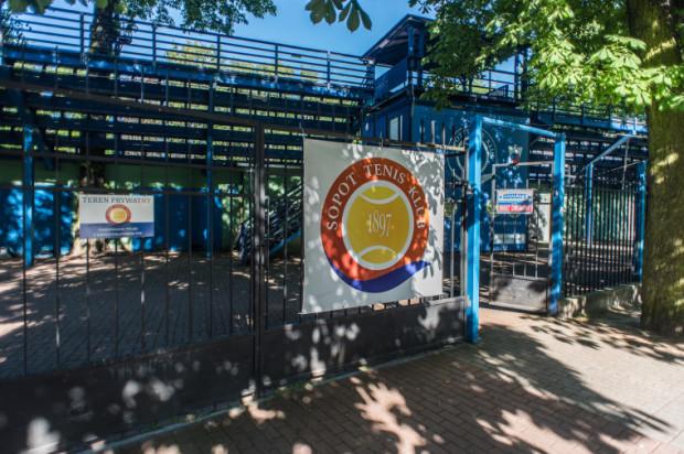 Radni zgodzili się, aby Sopot Tenis Klub, bez przetargu, otrzymał teren kortów w dzierżawę na najbliższych 20 lat.