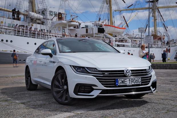 Arteon ma wszystko, aby zyskać przydomek najpiękniejszego Volkswagena w historii marki.