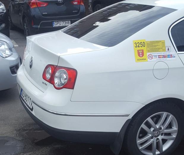 Za kurs tej niezrzeszonej taksówki z Gdańska do Sopotu można zapłacić nawet 350 zł.