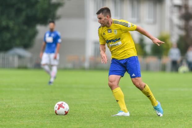 Grzegorz Piesio w ekstraklasie rozegrał 63 mecze, strzelił 8 goli. Do Arki przeniósł się z Górnika Łęczną, którego gdynianie zdegradowali w ostatniej kolejce poprzedniego sezonu.
