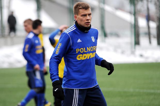 Przemysław Kostuch wraca do Gdyni, Tym razem nie do Arki, w której grał w juniorach, a do Bałtyku.