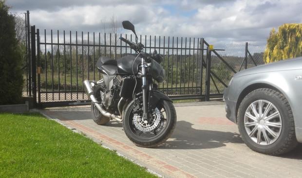 Pan Daniel od dwóch miesięcy nie może korzystać ze swojego motocykla, bo ten został przejęty przez sopocką policję.