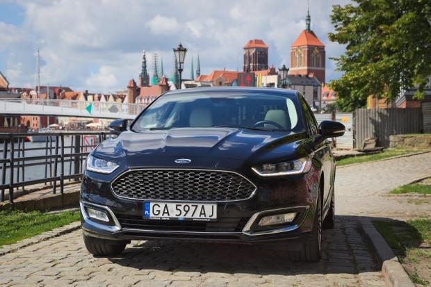 Mondeo Vignale, czyli powiew luksusu od Forda.