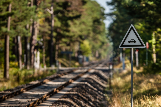 Linia kolejowa do Helu po przeprowadzonych pracach w 2015 r.