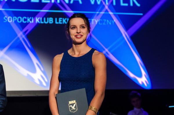 Marcelina Witek na medal mistrzostw Europy do lat 23 nie doczekała w barwach SKLA Sopot.