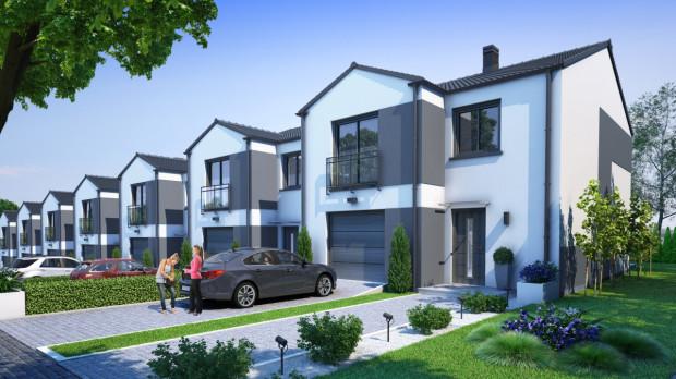 Dom o powierzchni 150 m kw. z garażem i ogródkiem na osiedlu Srebrny Agat kosztuje 520 tys. To mniej niż nowe trzypokojowe mieszkanie na Przymorzu.