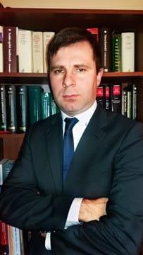 Radosław Politowski, radca prawny.