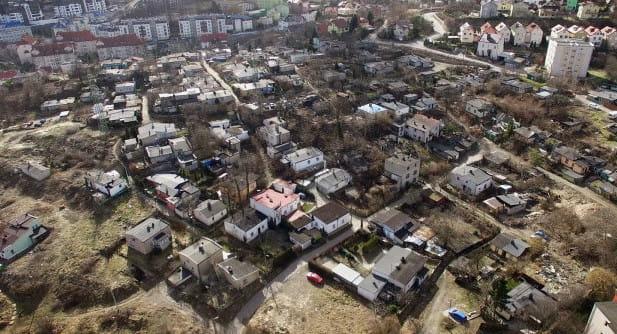 """""""Pekin"""" powoli pustoszeje. Docelowo ma tam powstać nowe osiedle, ale konkretnych planów brak."""