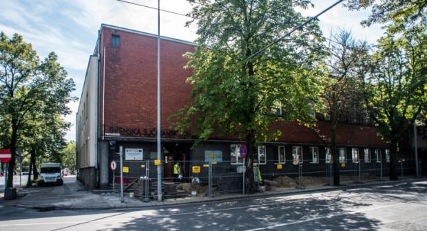 Prace przy Domu Marynarza trwają. W przyszłym roku o tej porze budynek zacznie działać jako Konsulat Kultury.
