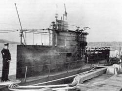 Ceremonia przejęcia okrętu przez polską załogę.
