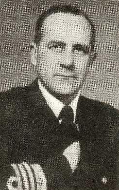 Kmdr Bolesław Romanowski.