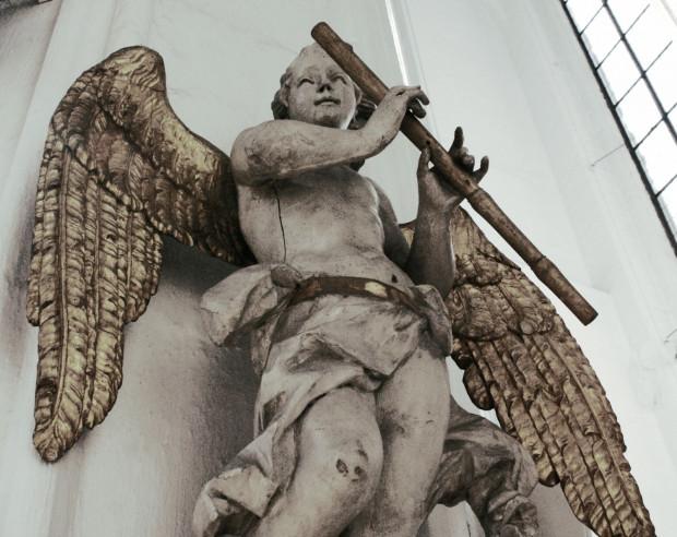 Jaką muzykę moglibyśmy usłyszeć, gdyby udało się ożywić Mariackie Anioły? Odpowiedź na to pytanie stała się motywem przewodnim organizatorów cyklu Cappella Angelica, którego finał odbędzie się 5 sierpnia.