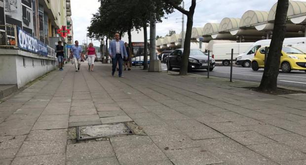 Na najbliższe miesiące zaplanowano również remonty chodników przy 3 Maja i Wójta Radtkego.