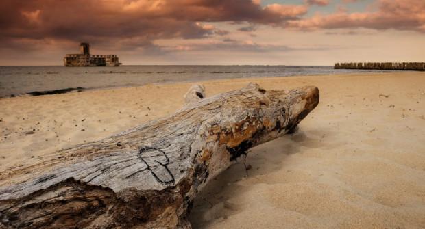 Plaża w Babich Dołach już teraz kusi swoim położeniem, ale na razie - choć wielu w Trójmieście o niej słyszało - to niewielu wie, jak tu dotrzeć.