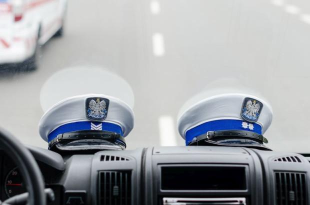 Zakaz prowadzenia pojazdów obowiązywał 33-latka jeszcze przez... kilka dni.