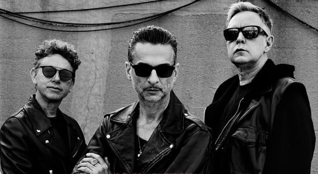 Depeche Mode wystąpić ma w Ergo Arenie w lutym przyszłego roku.