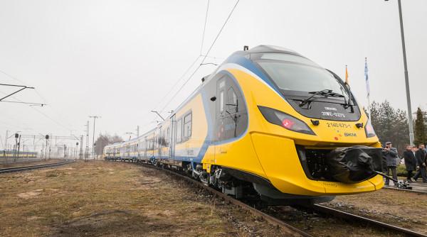 Najnowsze pociągi SKM wyprodukowano w 2016 r., zaś najstarszy EZT pod koniec lat 60.