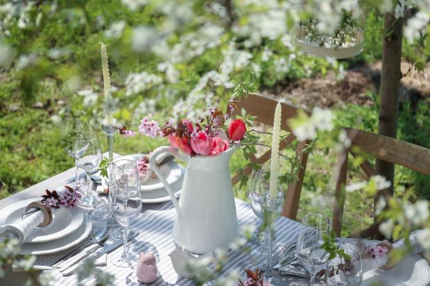 Letnie spotkania w ogrodzie to prawdziwa przyjemność.