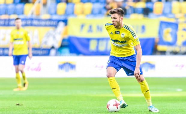 W sobotę Dariusz Formella może po raz pierwszy zagrać w ekstraklasie na Stadionie Miejskim w barwach rywala Arki.