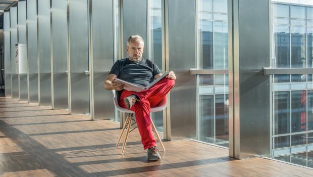 Firma Brandspot, której Paweł Borsuk jest współwłaścicielem, mieści się w PPNT w Gdyni.