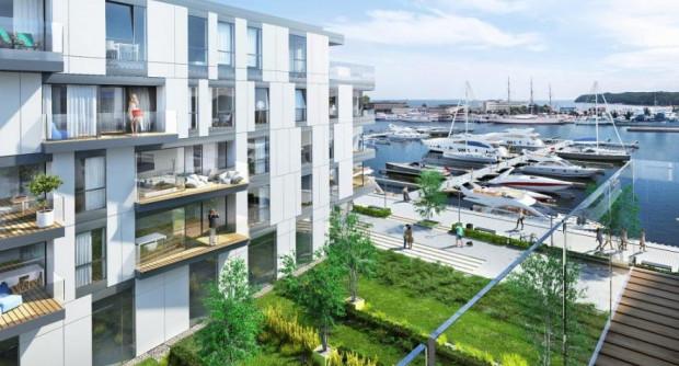 Apartamenty z miejscem do cumowania jachtów. To przede wszystkim ma wyróżniać kompleks Yacht Park.