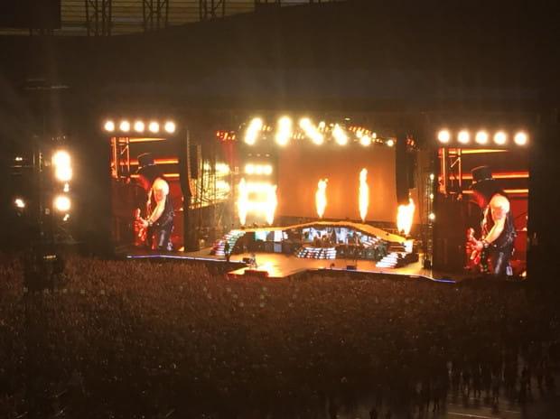 Stadionowy koncert Guns N'Roses wzbudził sporo emocji, nie tylko tych pozytywnych.