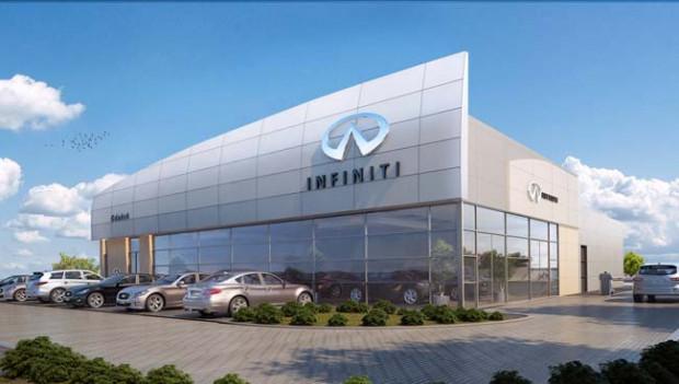 Już niebawem otwarty zostanie salon Infiniti Centrum Gdańsk.