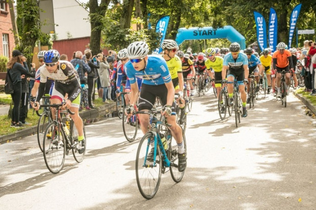 Finały szosowego cyklu odbyły się w Kartuzach