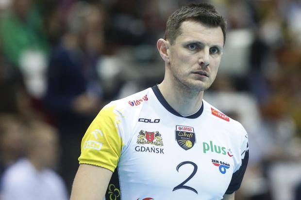 Wojciech Grzyb i pozostali siatkarze nie wiedzą nic więcej o przyszłości klubu niż to, co pojawiło się w komunikatach. Na razie zachowują jednak spokój.