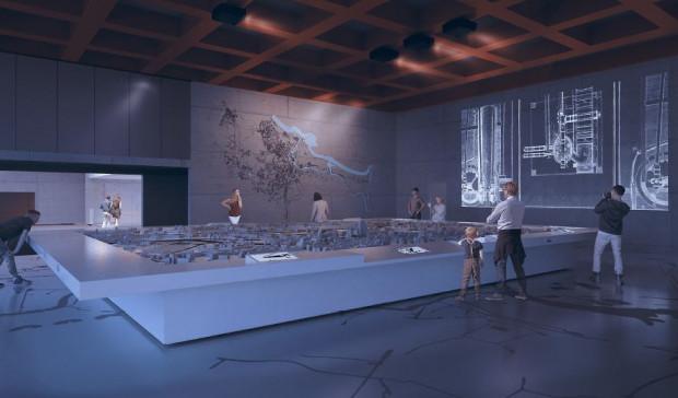 Makieta wyposażona będzie w ekrany dotykowe i lornetki, które pozwolą oglądać znajdujące się na niej budowle z bliska.