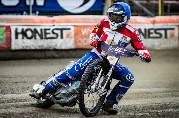 Dominik Kossakowski przywiózł komplet punktów w ostatnim turnieju półfinałowym DMPJ.