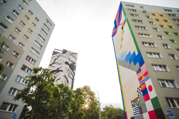 """Murale stały się wizytówką dzielnicy uważanej wcześniej tylko za jedną z największych gdańskich """"sypialni"""". Dzięki nim Zaspa znana jest w całej Europie."""