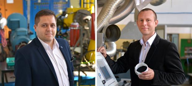 W gronie zwycięzców znaleźli się dr inż. Krzysztof Formela z Wydziału Chemicznego i dr inż. Piotr Patrosz z Wydziału Mechanicznego.