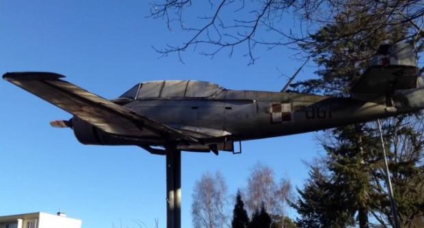 Niewykluczone, że odnowiony zostanie samolot przy ul. Ikara będący jednym z symboli dzielnicy.