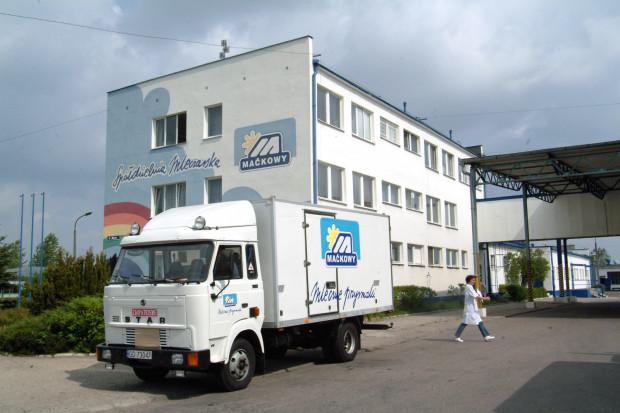 Produkcja wyrobów nabiałowych będzie prowadzona przez Spółdzielnię Mleczarską Polmlek-Maćkowy do końca 2017 roku. Maszyny i urządzenia zakładu zostaną przeniesione do Mazowieckiej Spółki Mleczarskiej SA w Makowie Mazowieckimi i do Polmlek-Raciąż lub sprzedane.