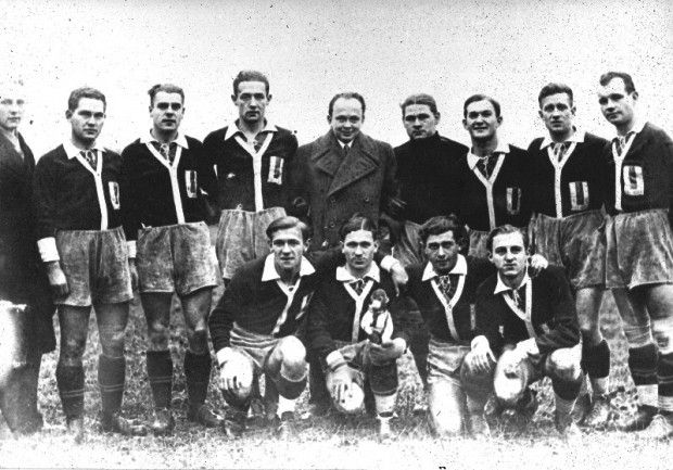 Historia Gedanii rozpoczęła się od sekcji piłki nożnej.