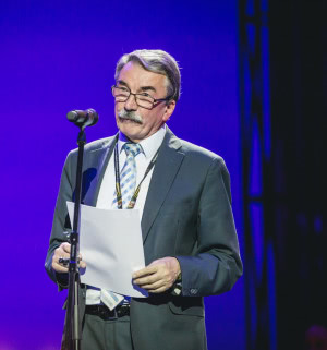 Profesor Jan Ciechowicz zmarł w wieku 68 lat.