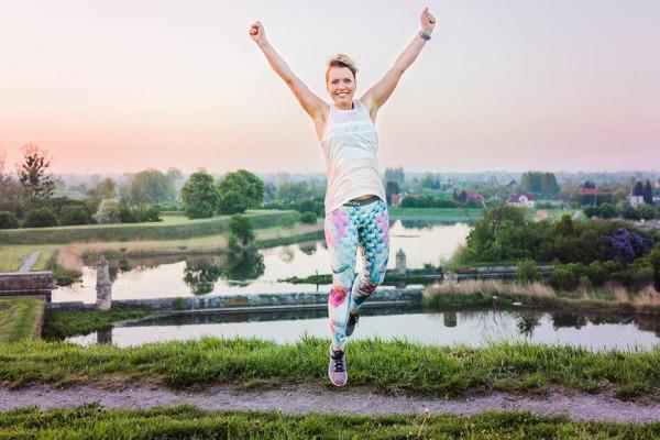 Natalii Wodyńskiej-Stosik nie wystarczyła już satysfakcja z własnych treningów. Swoją energią postanowiła zarażać innych.