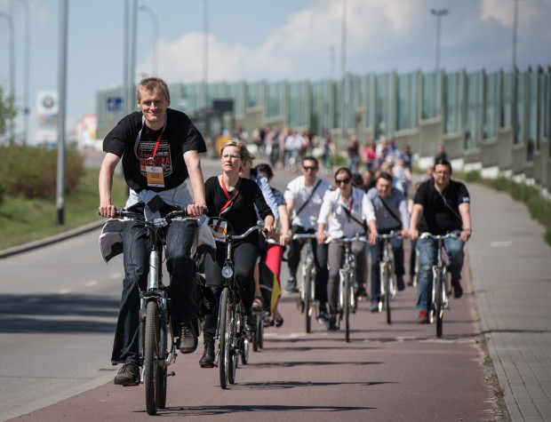 Jednąw ciekawostek tegorocznego, VIII Kongresu Mobilności Aktywnej, będzie studyjny przejazd rowerowy, który odbędzie sięwe wtorek, 26 września o godz. 16. Poprowadzi Remigiusz Kitliński z gdańskiego Referatu Mobilności Aktywnej UM Gdańska.